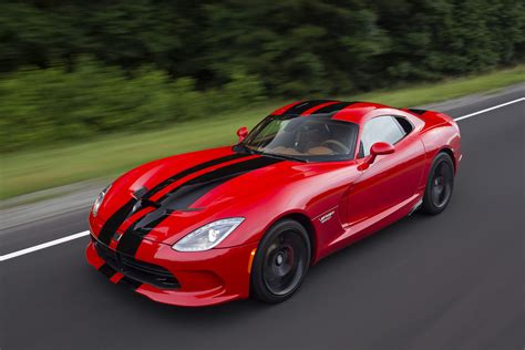 2017 dodge viper srt review ratings specs prices and