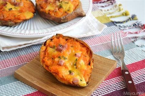 ricette di cucina dolci 187 patate dolci ripiene ricetta patate dolci ripiene di misya