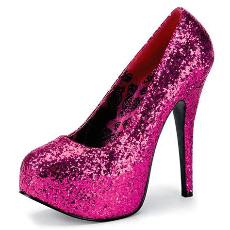 High Heels Pink B pink sparkly heels with bow www pixshark images
