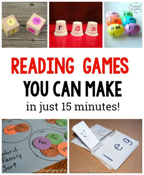 printable games to help with reading reading games you can make in just 15 minutes