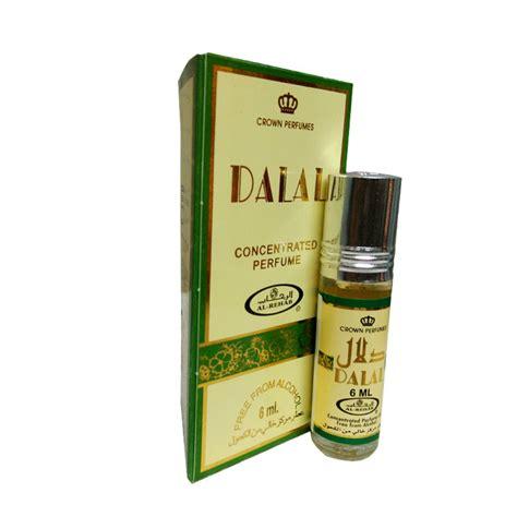Parfume Al Rehab Original Aroma Dalal 6 Ml Roll Minyak Wangi dalal fragrantiz india