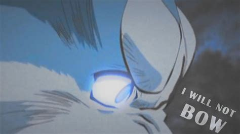 amv i will not bow ginga amv i will not bow