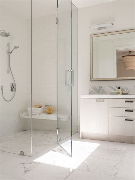 Bathroom Shower Door Ideas Sublime Frameless Shower Doors Decorating Ideas Gallery In Bathroom Contemporary Design Ideas