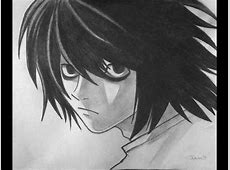 How to draw L - Death Note Manga - YouTube L Death Note Drawing