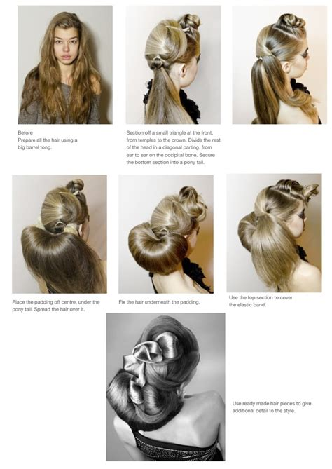 fantasy hairstyles step by step 86 best posticeria images on pinterest hair dos walkway