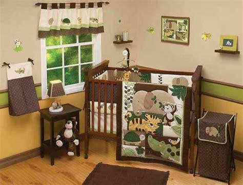 jungle baby room ideen dekoideen kinderzimmer dschungel raum und m 246 beldesign
