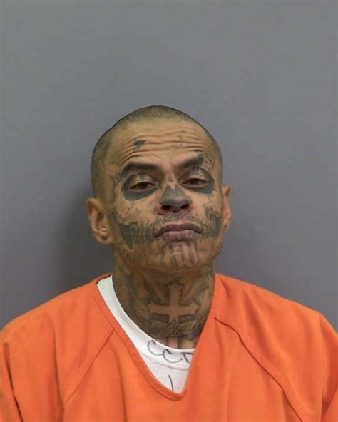 New Mexico Arrest Records H Ruben Inmate 18426 Curry County Detention Center Near Clovis Nm