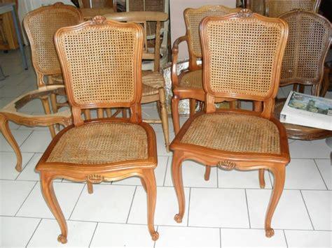 chaise style louis xv cannage rempaillage de chaises et fauteuils les petites
