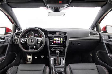 volkswagen gti interior 2018 volkswagen gti reviews and rating motor trend