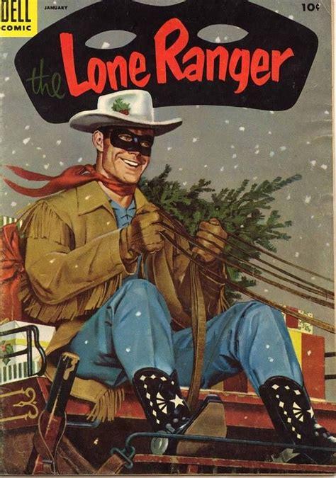 lone ranger christmas comic book  dell circa late searly  christmas comics