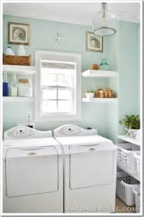laundry room colors get inspired 10 laundry room makeovers how to nest for