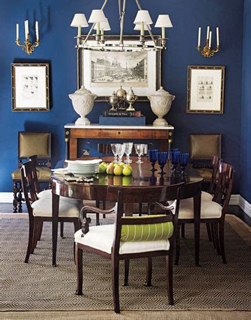 Blue And Brown Dining Room by Top 29 Dining Room Blue Walls Array Dining Decorate