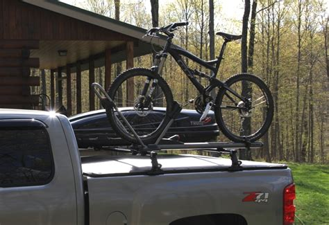 bike rack for pickup bed truck bed bike racks mtbr com