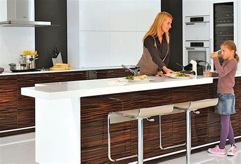 Contemporary Island Kitchen hline