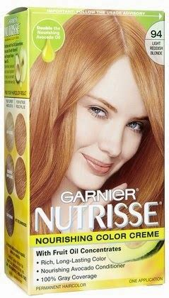 strawberry blonde boxed color strawberry blonde hair dye