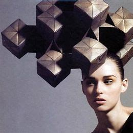 Origami Hats Designs - i using origami in millinery and i admire this house