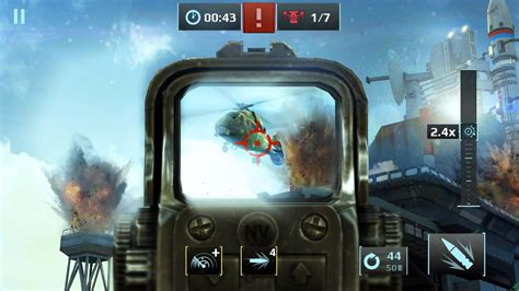 mod game sniper fury sniper fury apk v1 7 1a mod unlimited ammo for android