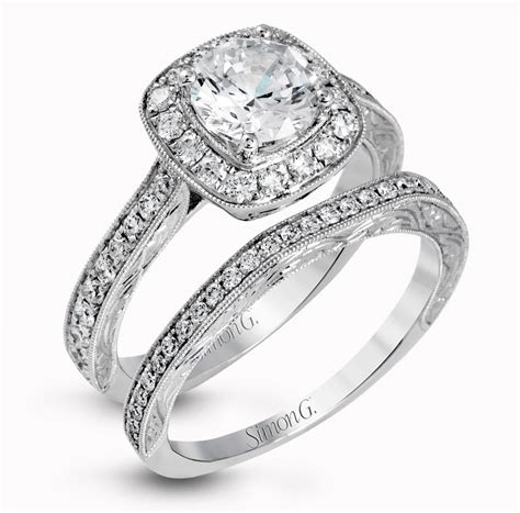 Engagement Ring Band Styles by Simon G Engagement Ring Styles For Every Wedding