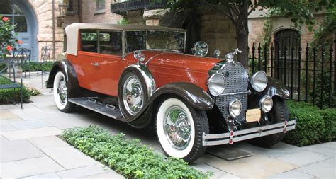 Packard Auto by Cars We 1929 Packard 640 Custom Eight Runabout