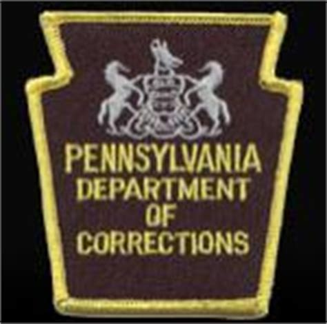 Pennsylvania Department Of Corrections Inmate Records Pennsylvania Department Of Corrections Inmate Search Pennsylvania Inmate Locator And