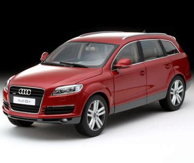 Kyosho 1 18 09221r Audi Q7 kyosho audi q7 09221r in 1 18 scale mdiecast