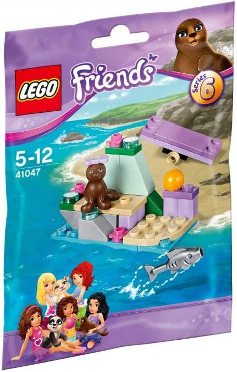 Lego Friends 41047 Seals Rock Series 6 41047 lego friends animals series 6 seal s rock
