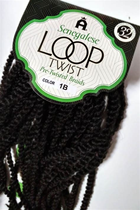 pre twisted senegalese twists price modu anytime senegalese loop twist pre twisted braids