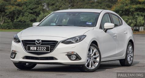 Mazda Malaysia Vehicle Prices Hiked By Up To Rm6k