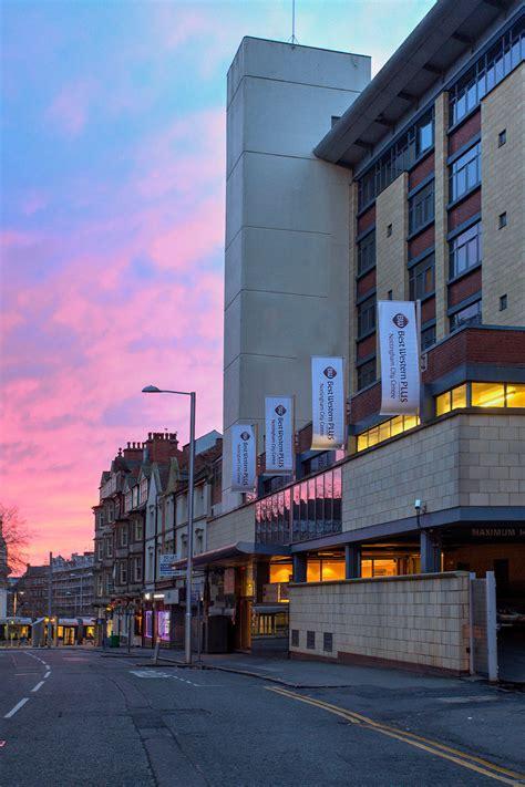 best western centro best western plus nottingham city centre