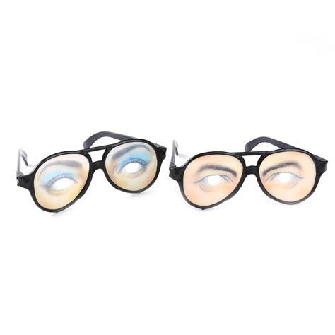 eye glasses joke costume accessory big frame