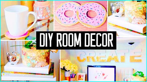 Cheap Home Decors by Diy Room Decor Desk Decorations Cheap Amp Cute Projects