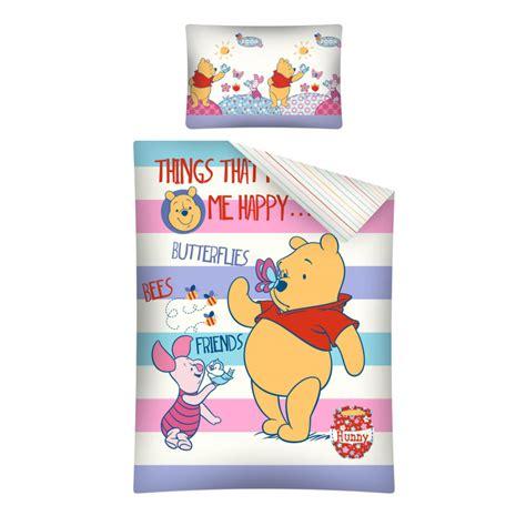 Couette Winnie by Housse De Couette Winnie L Ourson Disney