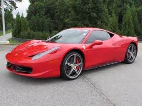 How To Drive A 458 2014 458 Italia Spider Start Up Test Drive And