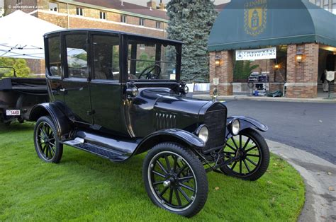 auction results and data for 1922 ford model t
