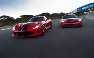 Vs Viper 2013 Chevrolet Corvette Zr1 Vs 2013 Srt Viper Gts Motor