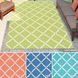 10x13 Outdoor Rug by Rug Squared Palmetto Lattice Indoor Outdoor Area Rug 10
