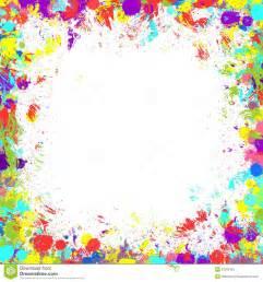 border color html colorful paint splatter border amazing wallpapers
