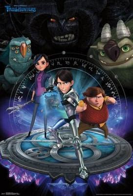 chasseurs de trolls saison 2 streaming vf complet