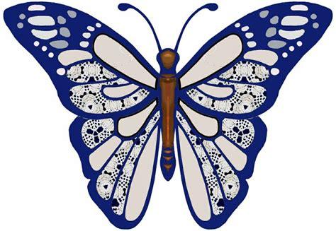 butterfly pattern pinterest butterfly pattern butterflies navy blue and