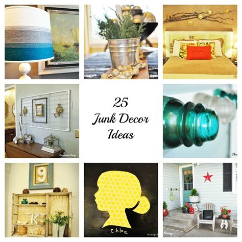junk decorating home ideas quot must do quot projects for 2013 2 use some junk as decor