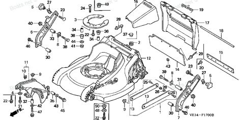 honda lawn mower parts diagram honda harmony 215 mower parts imageresizertool