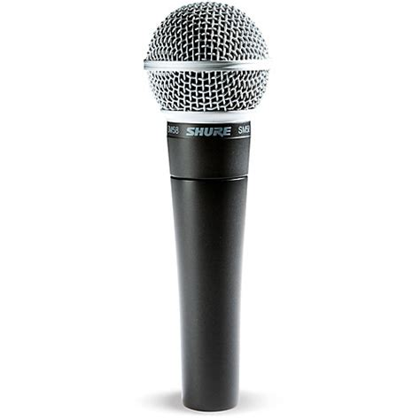 Shure Mic Microphone Kabel Sm 58 shure sm58 microphone with cable guitar center