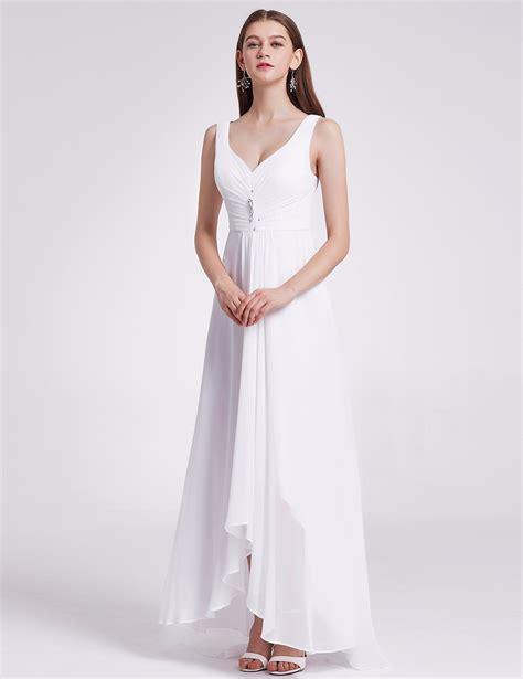 Bridesmaid Dresses Asymmetrical Hem - pretty bridesmaid dress cocktail formal