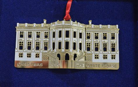 official white house christmas ornaments wallbuilders