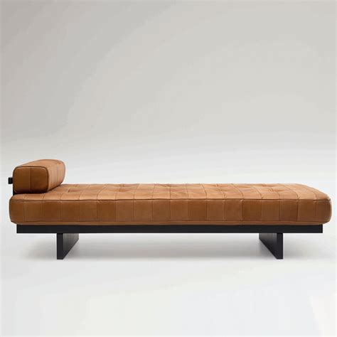 Modern Indoor Chaise Lounge De Sede Ds 80 Daybed Modern Indoor Chaise Lounge Chairs By Switch Modern