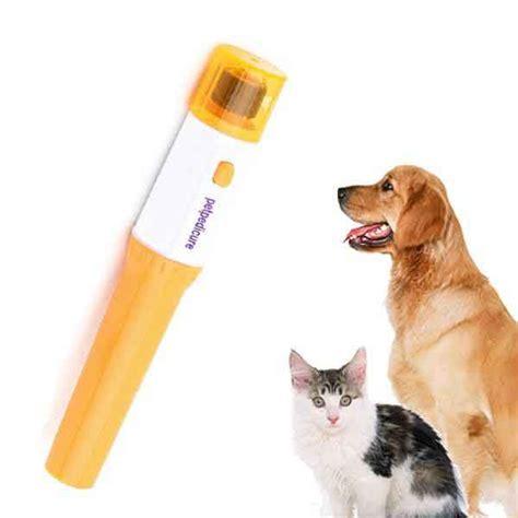 Pemotong Gunting Kuku Anjing Kucing Hewan Peliharaan Pemotong Kuku Elektrik Drhnetonline