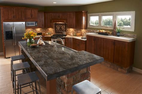 Kitchen Design With Island Countertop Fabricators Charleston Huntington Beckley Teays
