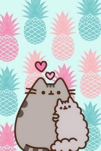 cute pusheen cat wallpaper hd  apk androidappsapkco