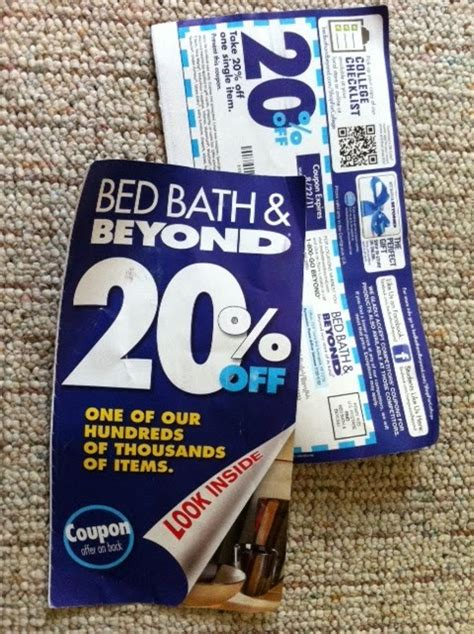 bed bath and beyond mailing list your retail helper 08 26 11