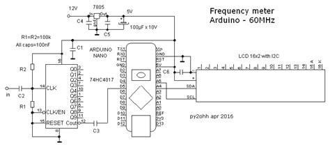 inductance meter atmega8 pin meter with atmega8 on